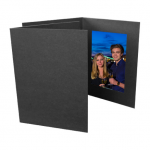 4x6 El Grande Black Photo Folder