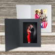 7x5 Imperial Black Photo Folder - 25 Pack 3